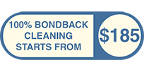 100% bond back cleaning South Yarra