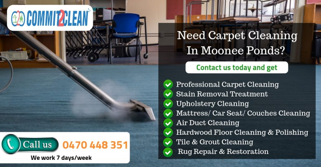 Carpet Cleaning Moonee Ponds