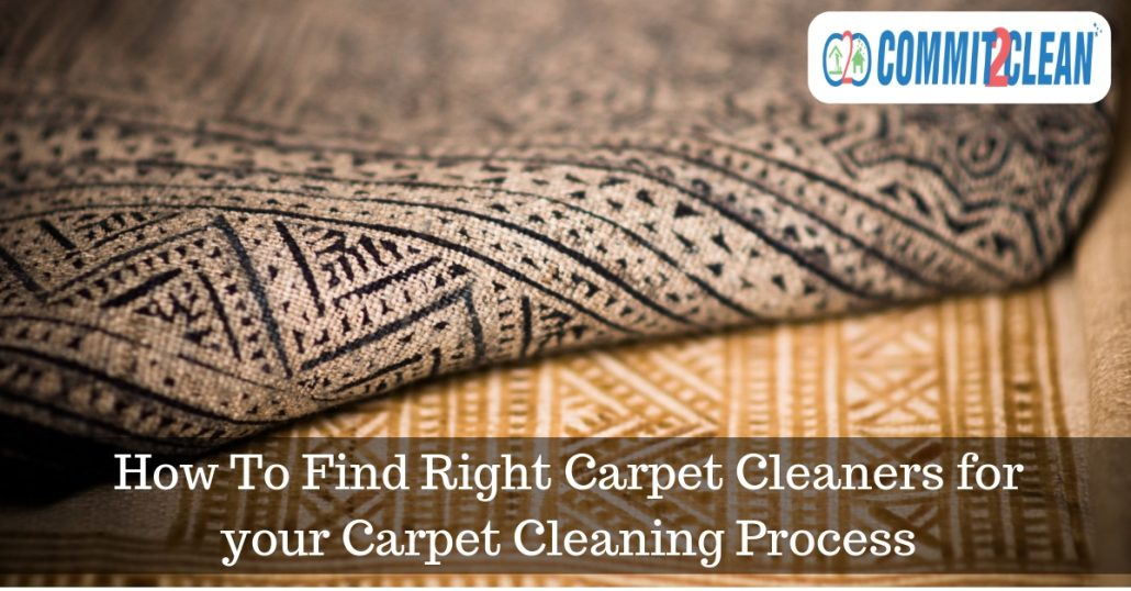 Tips To Choose the Best Carpet Cleaning Service Provider