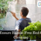 Tips to Ensure Hassle-Free End Of Lease Cleaning